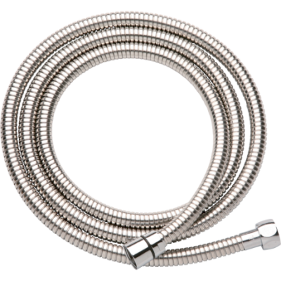 Flexible extending shower hose